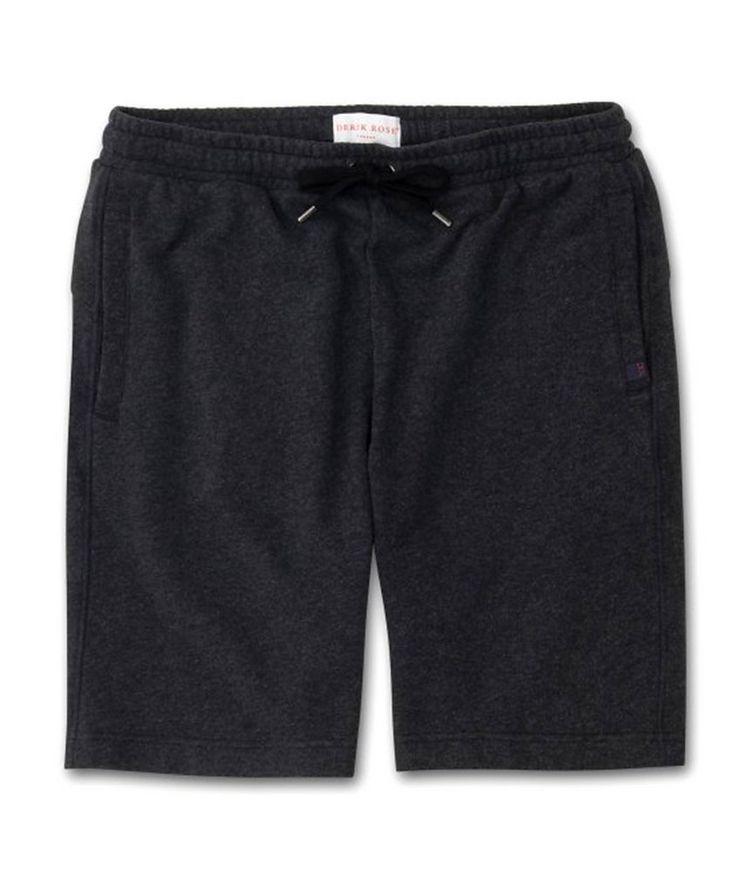 Devon Cotton Sweat Shorts image 0