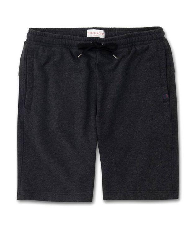Devon Cotton Sweat Shorts picture 1