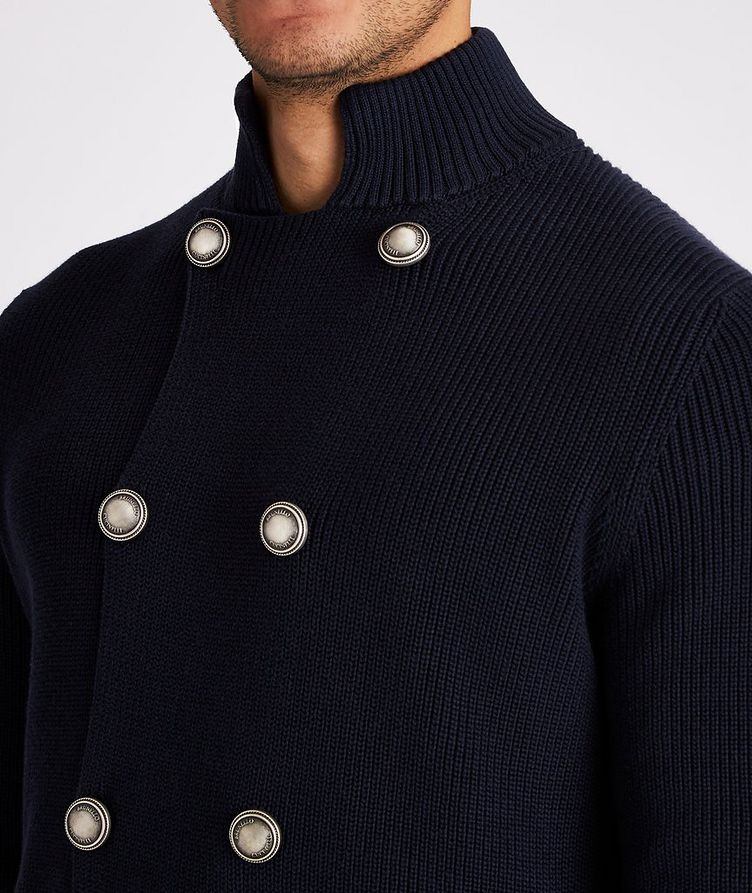 Double-Breasted Cardigan image 3
