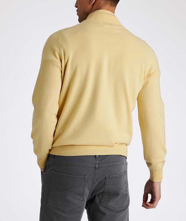 Half-Zip Cashmere Sweater picture 3