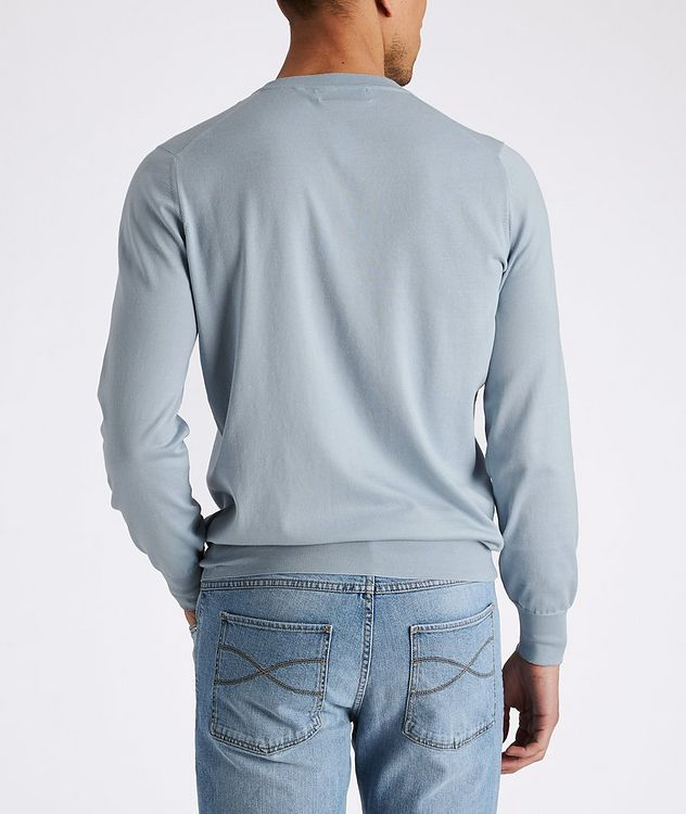 Knit Cotton Sweater picture 3