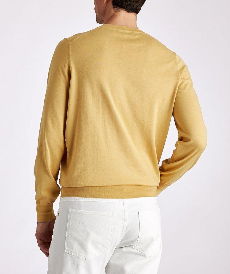 Knit Cotton Sweater image 2