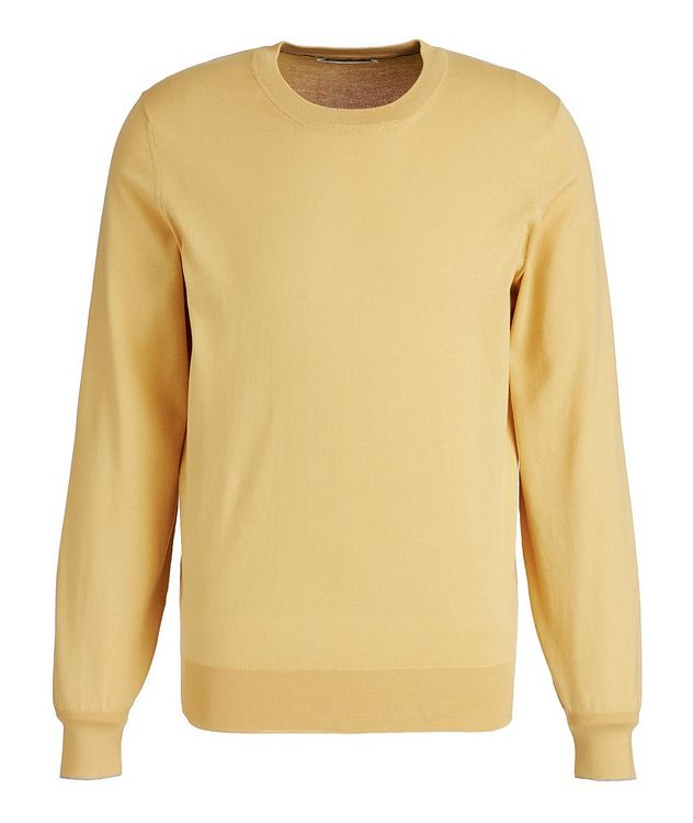 Knit Cotton Sweater picture 1