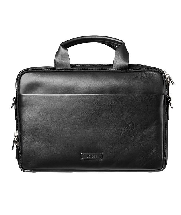 Vetra Pandion Leather Briefcase Bag picture 1