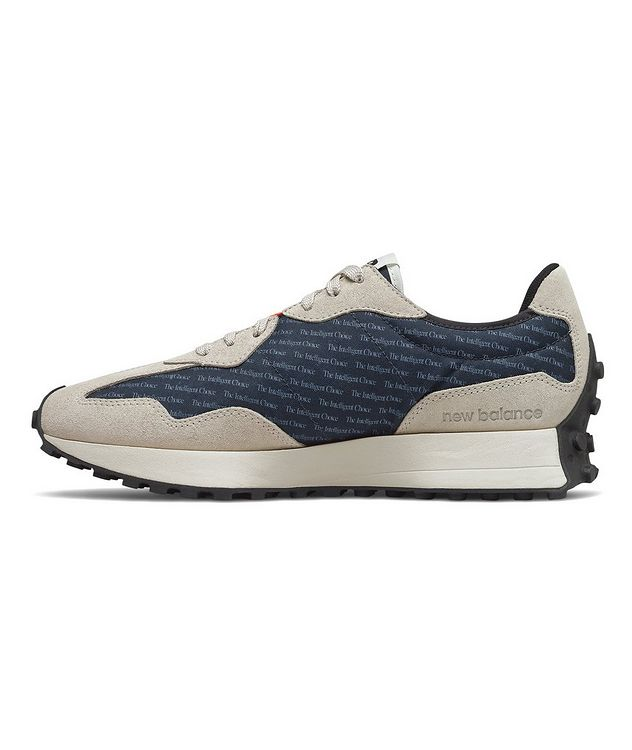 327 Suede, Nylon, and Mesh Sneakers picture 2