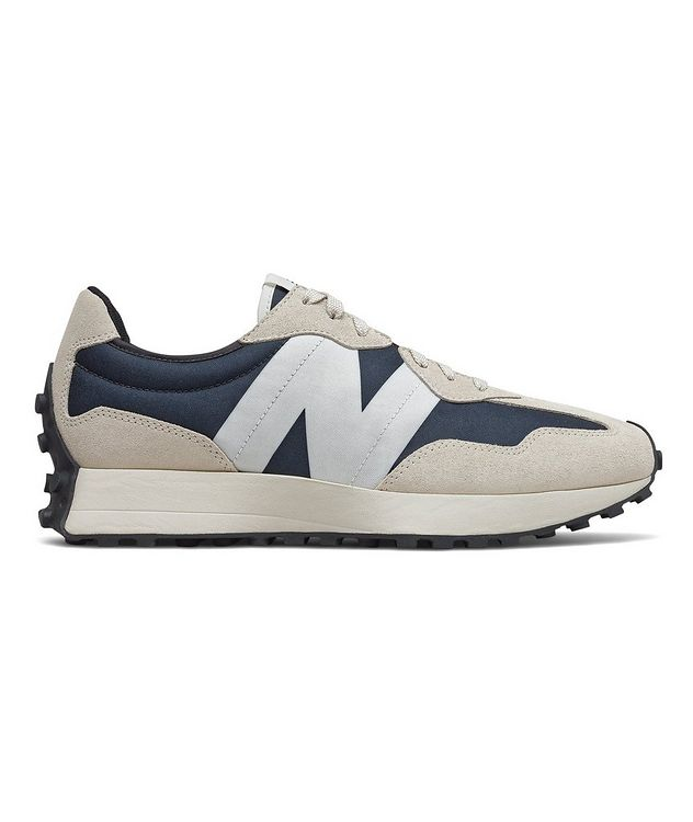 327 Suede, Nylon, and Mesh Sneakers picture 1