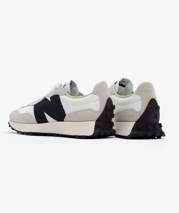 327 Suede, Nylon, and Mesh Sneakers image 1
