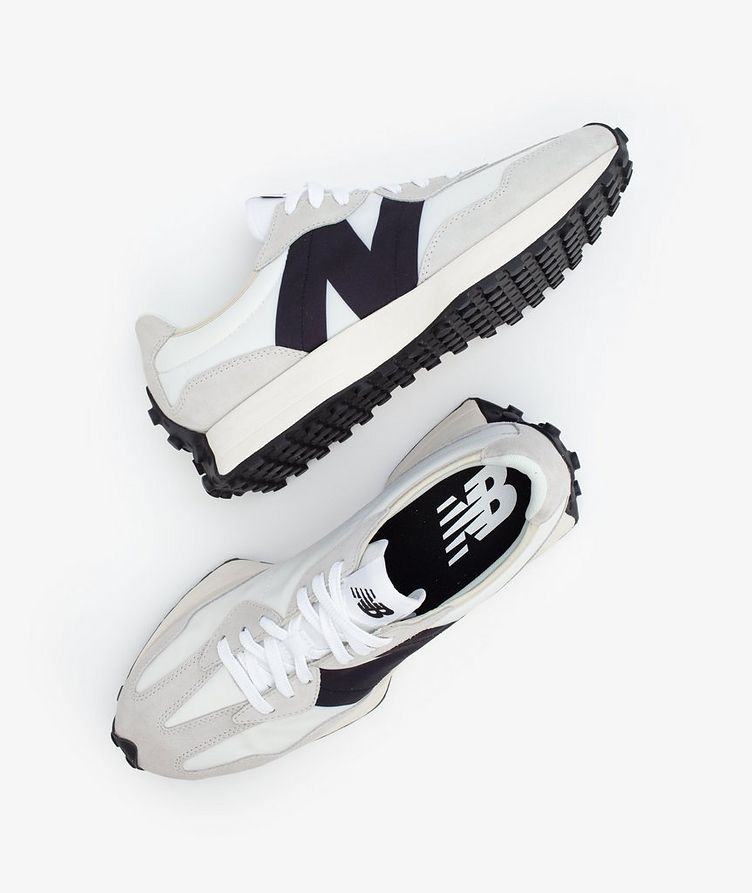 327 Suede, Nylon, and Mesh Sneakers image 3
