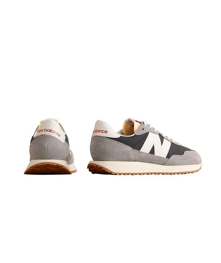 237 Suede, Nylon, and Mesh Sneakers image 1