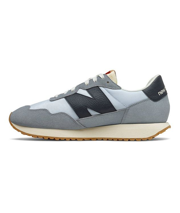 237 Suede, Nylon, and Mesh Sneakers picture 2