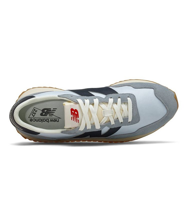 237 Suede, Nylon, and Mesh Sneakers image 2