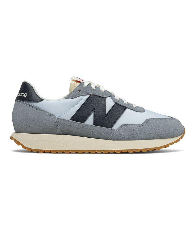237 Suede, Nylon, and Mesh Sneakers picture 1