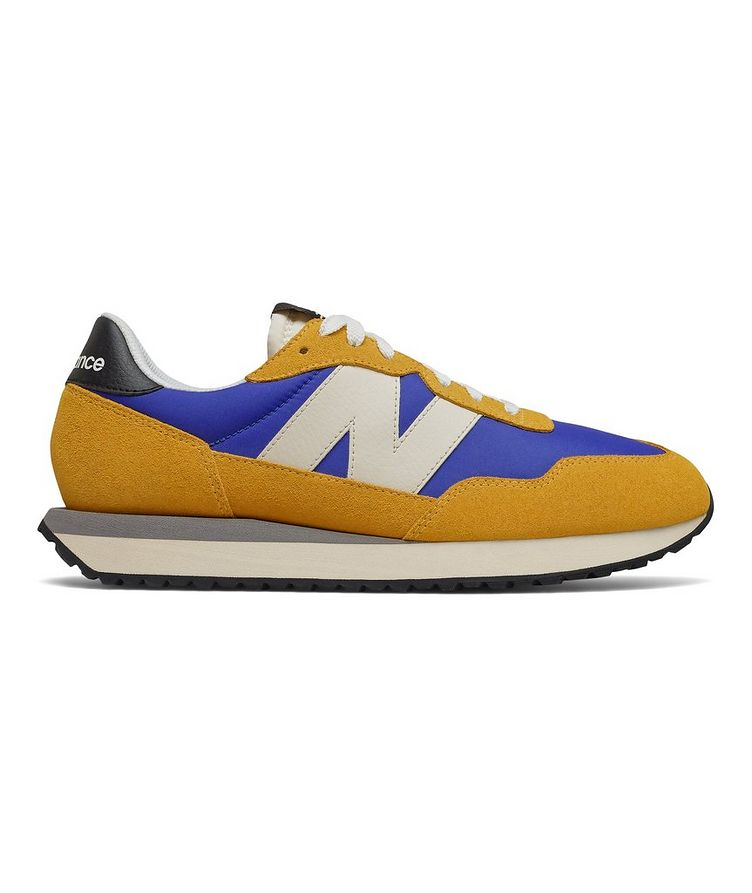 237 Suede, Nylon, and Mesh Sneakers image 0