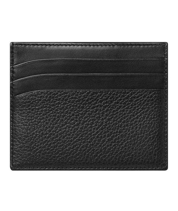 Meisterstück Leather Cardholder image 1