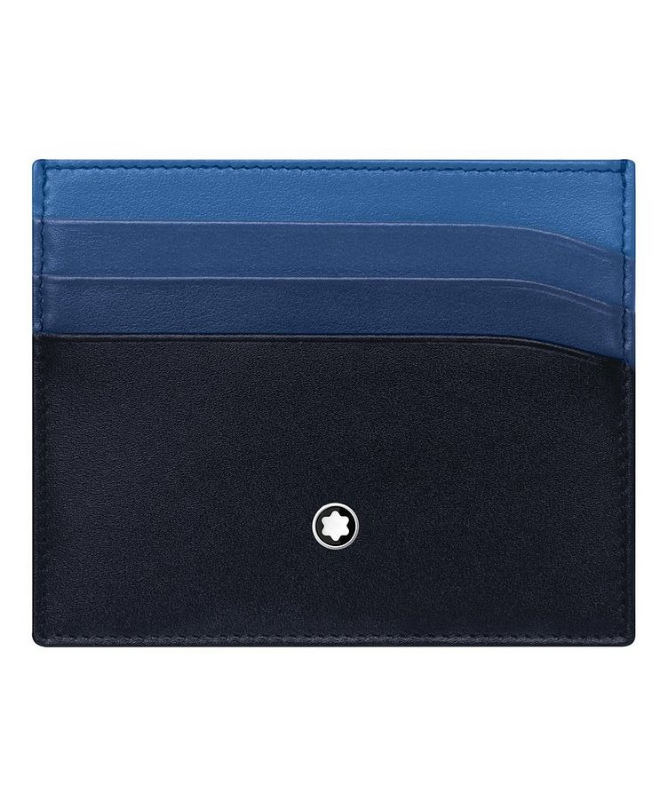 Meisterstück Gradient Leather Cardholder image 0