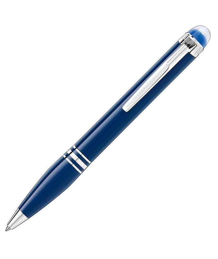 StarWalker Blue Planet Precious Resin Ballpoint Pen image 0