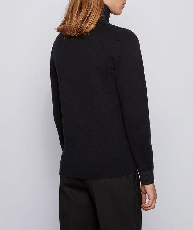 Galberto Zip-Up Sweater picture 3