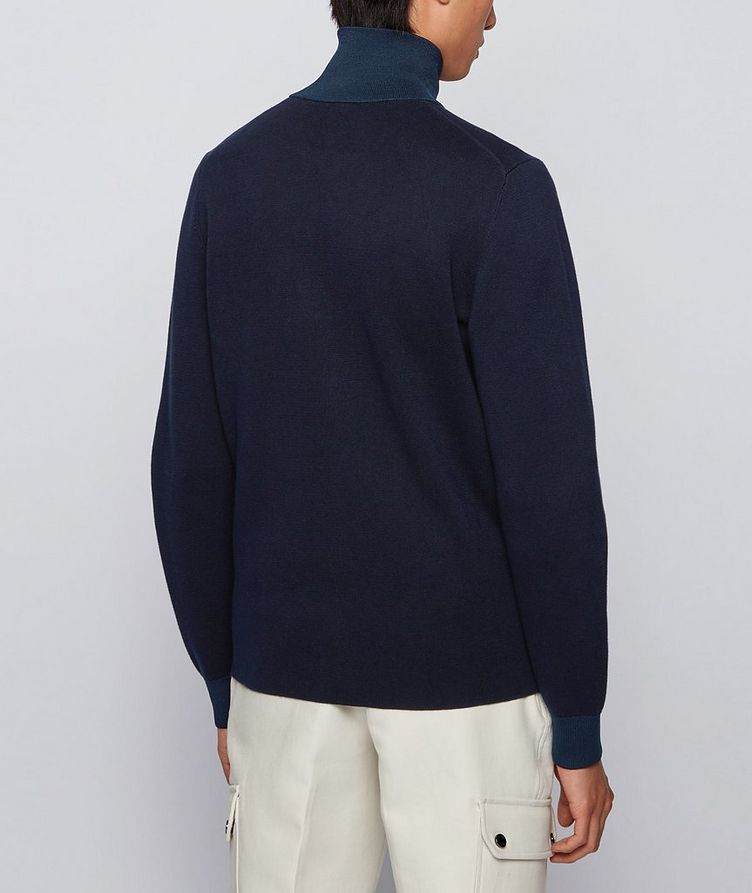 Galberto Zip-Up Sweater image 2