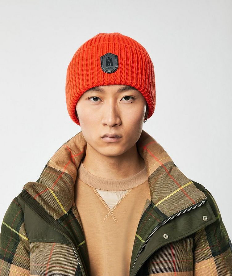 Orange Beanie image 0