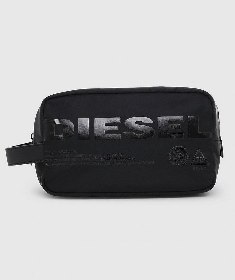 Black Toiletry Kit image 0