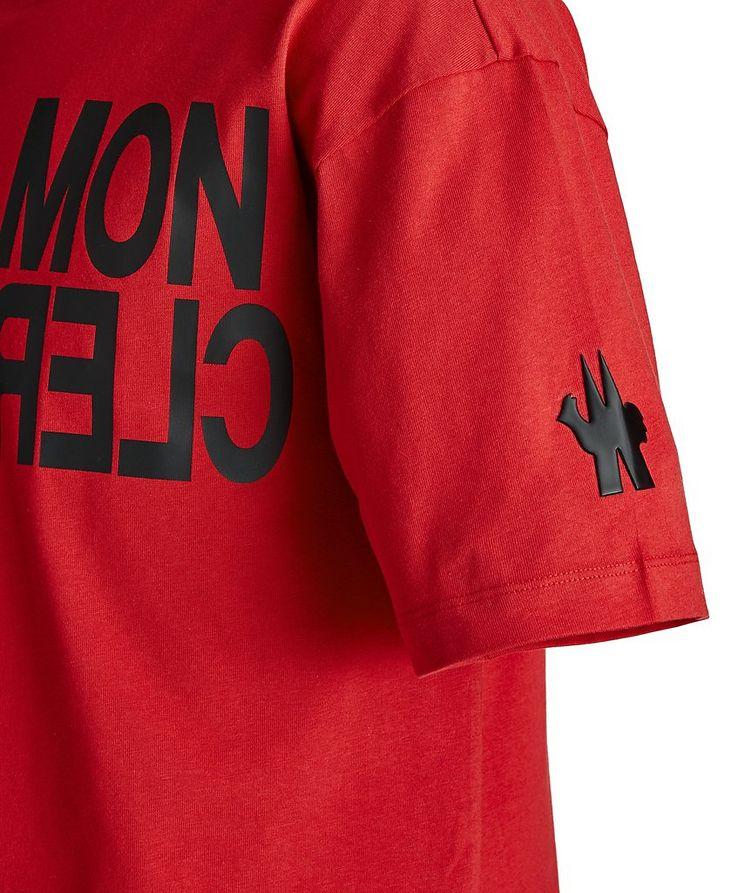 Grenoble Après-Ski Cotton T-Shirt image 1
