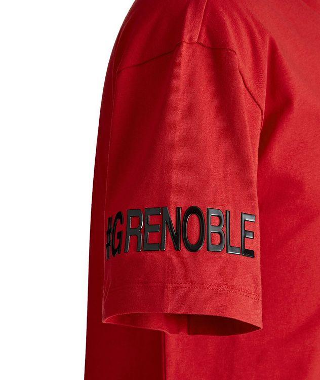 Grenoble Après-Ski Cotton T-Shirt picture 3
