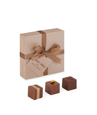 Giorgio Armani 9-Piece Praline Chocolates