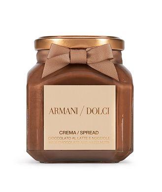 Giorgio Armani Milk Chocolate Hazelnut Spread