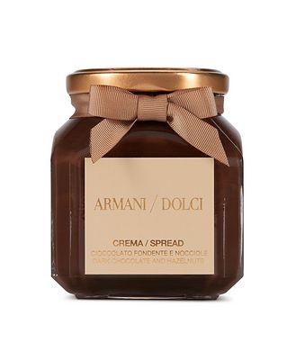 Giorgio Armani Dark Chocolate Hazelnut Spread