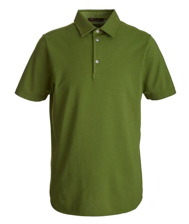 Piqué Cotton Polo picture 1
