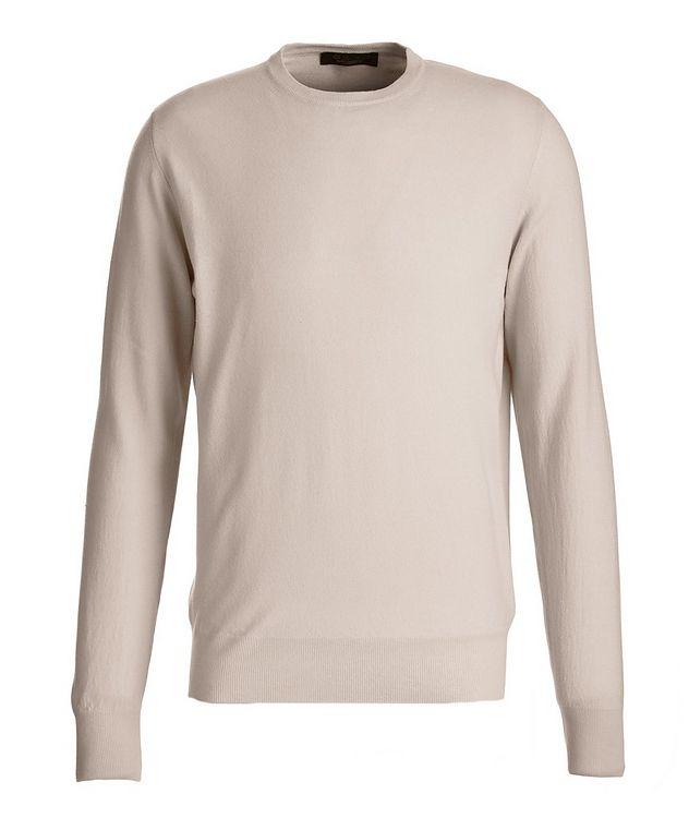 Baby Cashmere Knit Sweater picture 1