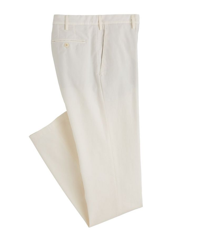 Pantaflat Sport Stretch-Cotton Pants image 0
