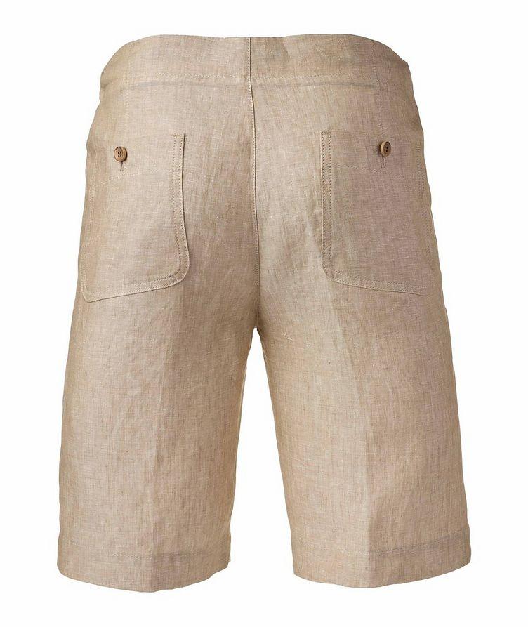 Coulisse Linen Shorts   image 1