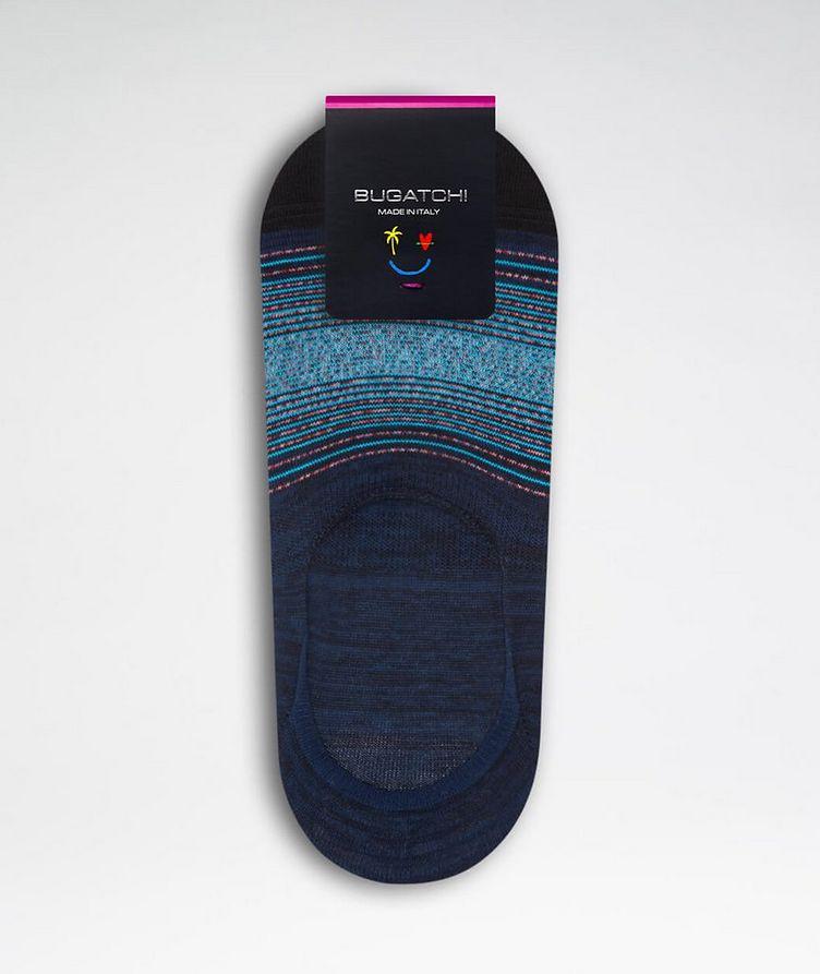 Printed No-Show Socks image 1