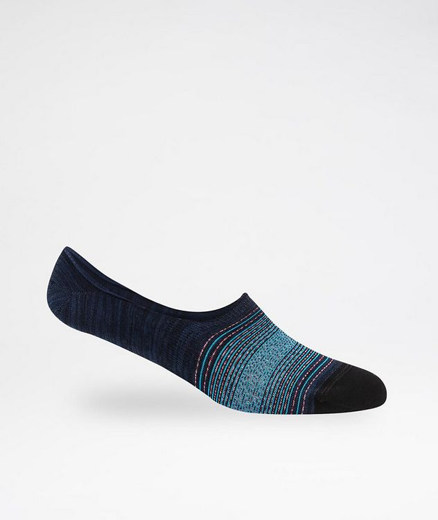 Printed No-Show Socks picture 1