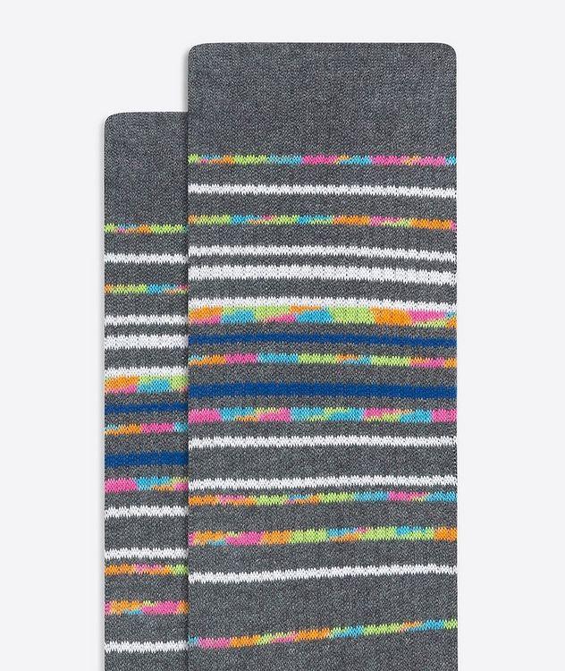 Printed Crew Socks picture 2