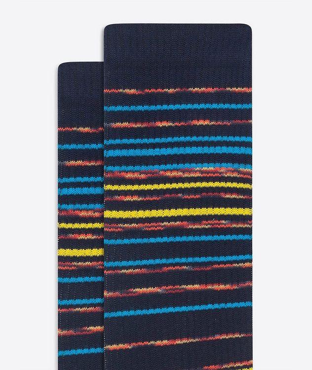 Chaussettes courtes imprimées picture 2