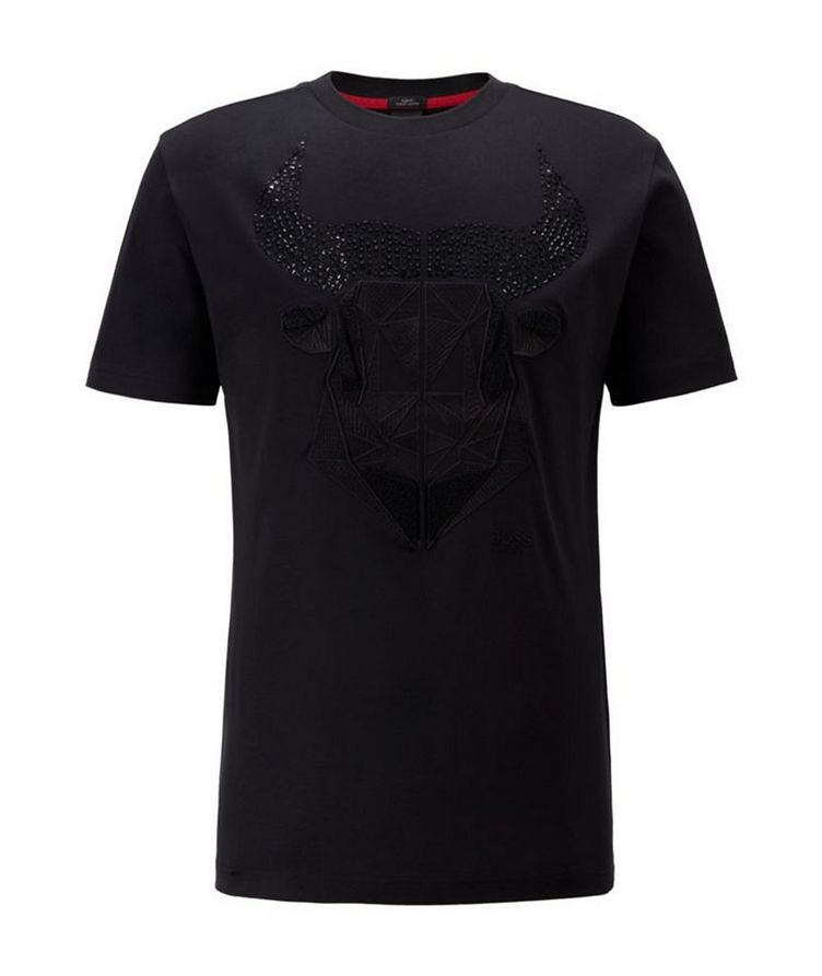 Year of the Ox Cotton T-Shirt image 0