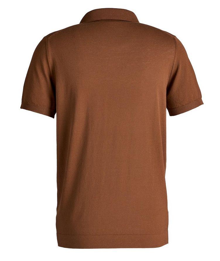 Cotton Johnny Collar Polo image 1