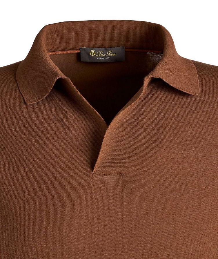 Cotton Johnny Collar Polo image 2