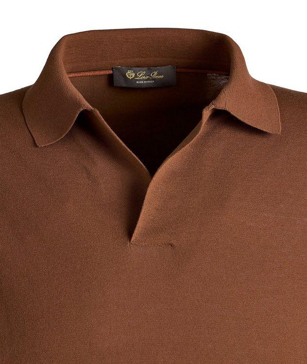 Cotton Johnny Collar Polo picture 3
