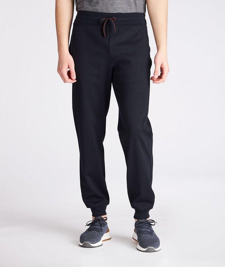 Stretch-Wool Track Pants image 2