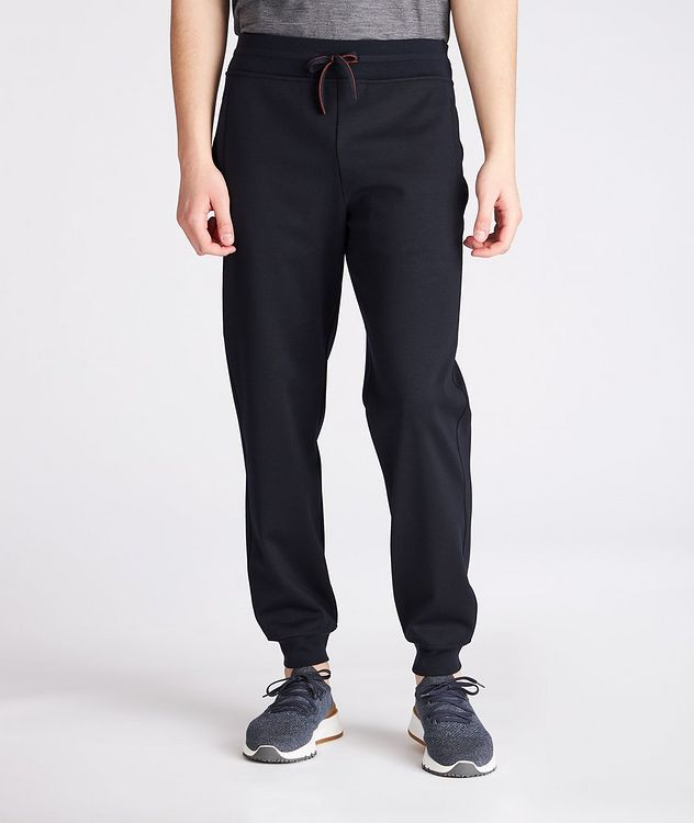 Stretch-Wool Track Pants picture 3
