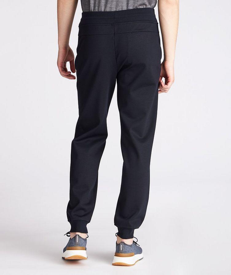 Stretch-Wool Track Pants image 3