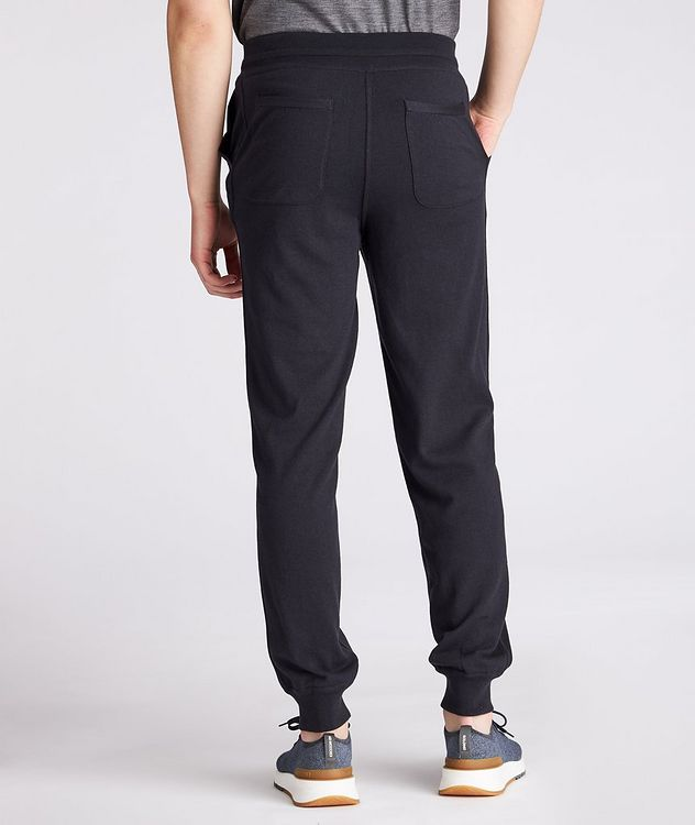 Silk-Cashmere Track Pants picture 3