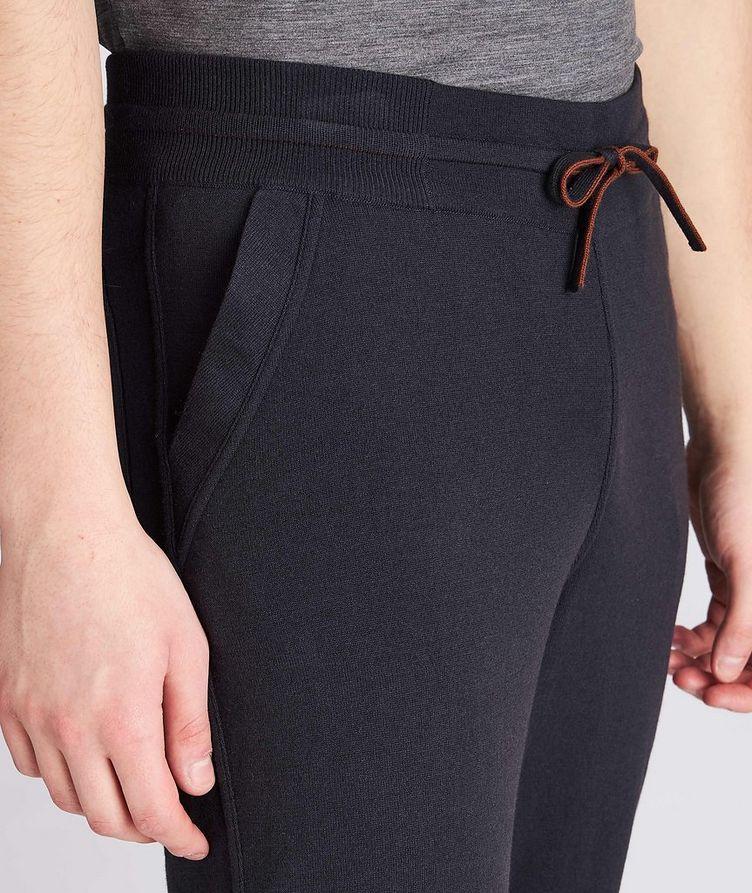 Silk-Cashmere Track Pants image 3