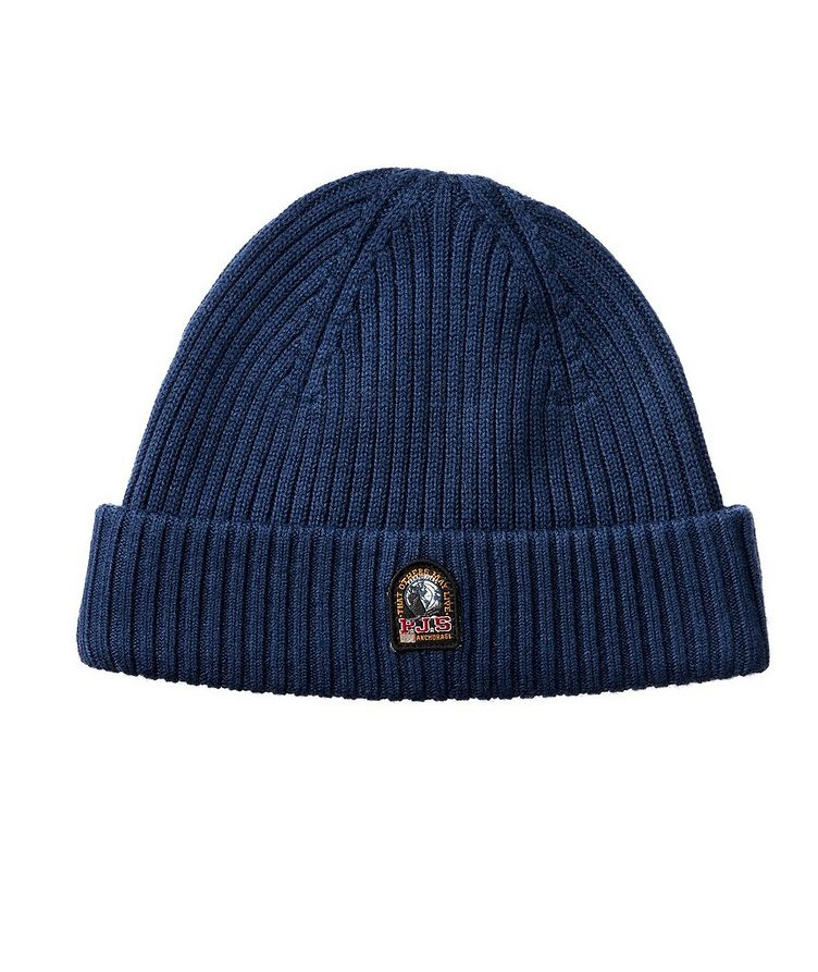 Ribbed Wool Toque image 0