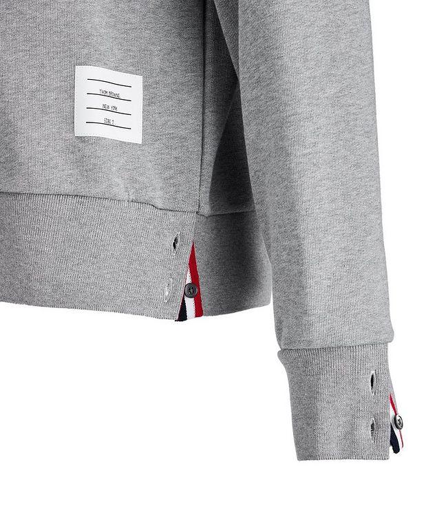 Stretch-Cotton Sweatshirt picture 3