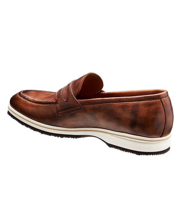 Principe II Leather Loafers picture 2