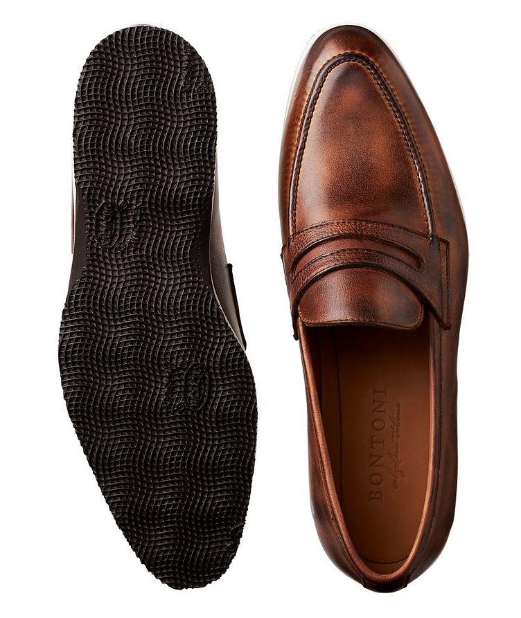 Principe II Leather Loafers image 2